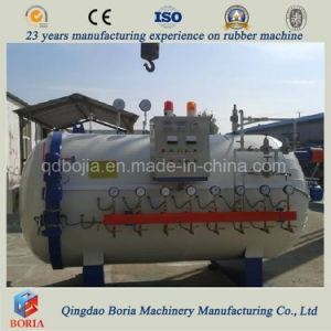 10 Tires Curing Tank, Tire Cold Retreading Machine pictures & photos