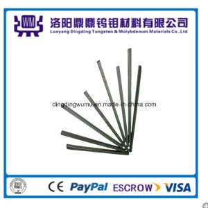 Tungsten Bars/Strips for Electric Contacts pictures & photos
