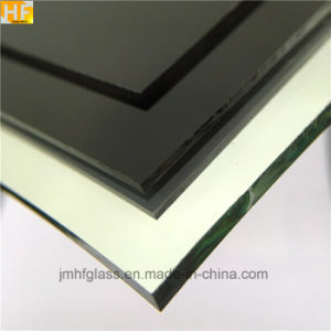 China Factory Wholesaler High Quality Black Mirror Glass
