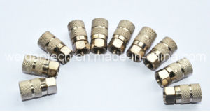 Waterproof Rg11 Zinc Shell F Plug pictures & photos