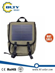 Fashion Solar Panel Mobile Charger Wholesale Solar Power Backpack pictures & photos