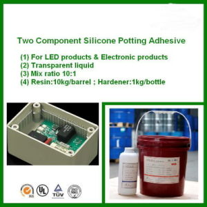 Silica Potting Sealant for LED Driver pictures & photos