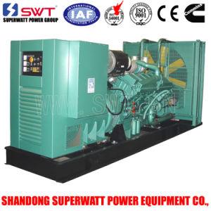 Open Type Generator by Cummins Engine Standby Power 1546kVA
