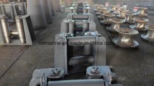 Marine Mooring Horizontal Roller Fairlead pictures & photos