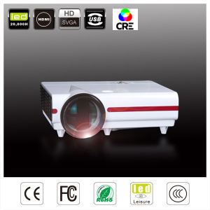 Promotion LED Home Theater Show Projector pictures & photos