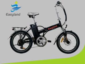 Foldable 20 Inch Electric Folding Bike with Lithium Battery pictures & photos