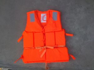 PVC Foam Life Jacket / Work Life Vest Foam pictures & photos