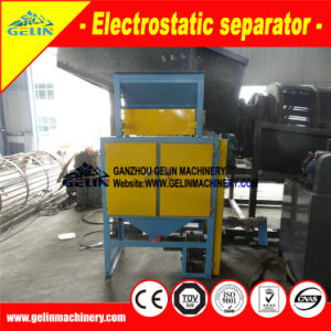 Electrostatic Separating Zircon Beneficiation Machine for Zirconium Sand Enrichment pictures & photos