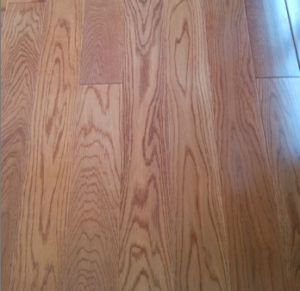 Best Seller Solid Oak Wood Floor 18*90*Rl / Parquet Flooring pictures & photos