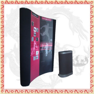 Aluminum Magnetic Pop up Display System pictures & photos