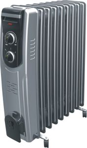 Portable Oil Heater/Oil Filled Radiator with CE/RoHS/CB