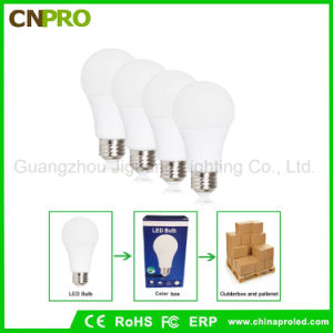 Plastic Coated Aluminum 110lm/W 12W LED Light Bulb pictures & photos