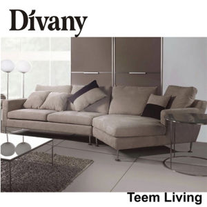 Divany Microfiber Couch/Recliner Sofa D-6 pictures & photos