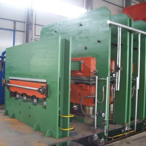 Rubber Conveyor Belt Press for Steel Cord and Textile Belts