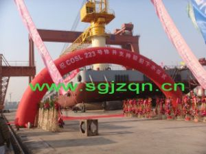 Used for Ship Launching and Landing High Buoyancy Lifting Ship Marine Airbag, Salvage Airbag