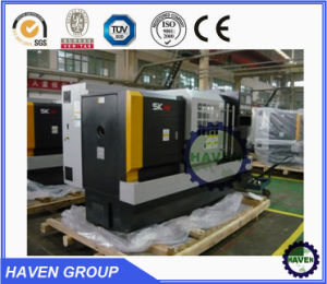 High Speed Spindle CNC Lathe pictures & photos