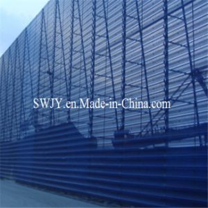 GRP FRP Dust Suppression Wind Proof Wall pictures & photos