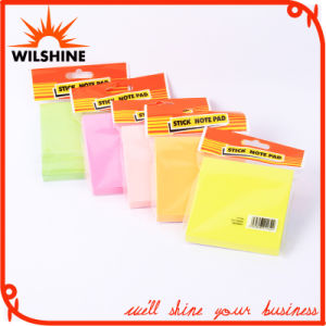 Custom Sticky Note Memo Pad Paper for Office Use (SN021) pictures & photos