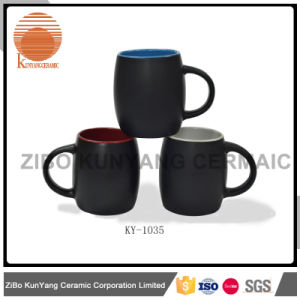Chalk Mug and Outside with Chalk Write Glazed pictures & photos
