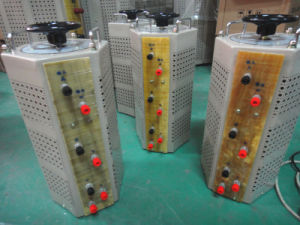 Three Phase Tsgc Voltage Regulator 1.5kVA -30kVA pictures & photos