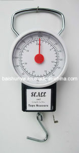 35kg Fishing Scale Portable Luggage Scale (BS-HS026) pictures & photos