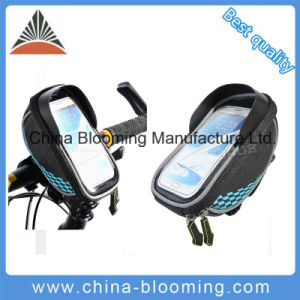 Outdoor New Arrival Cell Mobile Phone Bike Cycling Handlebar Bag pictures & photos