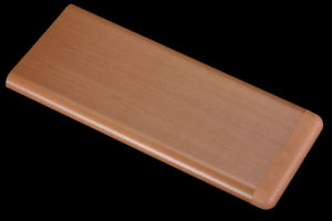 Wood Color 200mm Width Wall Guard for Hospital pictures & photos