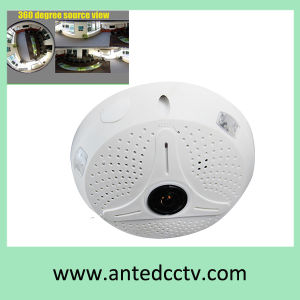 5.0 MP 360 Degree Fisheye IP Camera for CCTV Security System pictures & photos