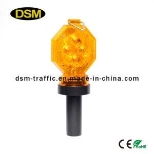Solar Traffic Warning Lamp (DSM-1) pictures & photos