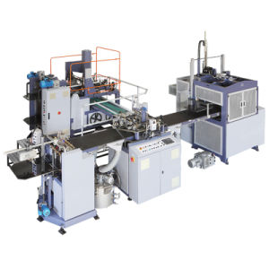 Completely Automatic Rigid Set-up Box Making Machinery pictures & photos