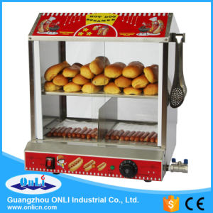 Hot Dog Machine and Bun Warmer pictures & photos