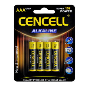 Super Quality Alkaline Battery AAA/Lr03 pictures & photos