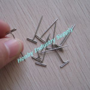 Wholesaled Nickel Steel T Head Pins