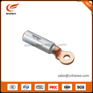Cal-a Al Cu 70mm2 Aluminum Copper Welding Bimetal Cable Lugs pictures & photos