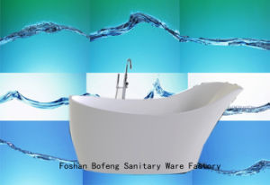 Boat-Shaped Bathtub Bf-6618