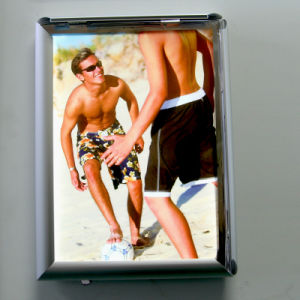 Aluminium Frame LED Slim Light Box pictures & photos