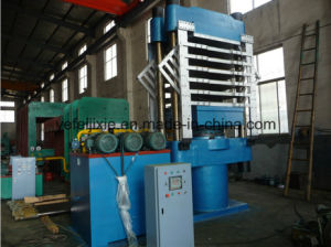 Automatic Rubber EVA Foam Hydraulic Press Machinery pictures & photos
