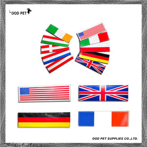 Different Flags Velcro Patches for K9 Power Harness and Dog Harness Sph9033 pictures & photos