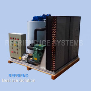 3t Industrial Heavy Duty Flake Ice Machine for Preservation pictures & photos