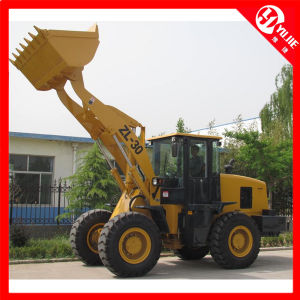 China Famous Brand Changli Wheel Loader with Fork (ZL30) pictures & photos