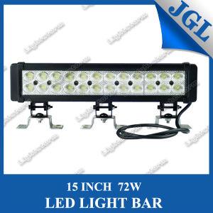 Hot Selling 72W LED Light Bar Truck Jeep ATV