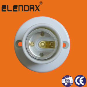 High Quality of Bakelite E27 Lamp Socket/Lamp Holder (AH6007) pictures & photos