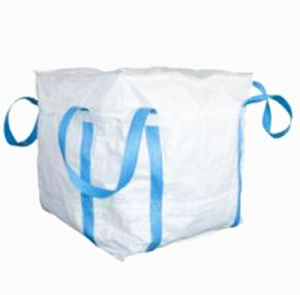 Green Self-Standing PP Big Bag / PP Container Bag pictures & photos