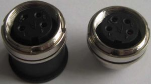Circular Receptacle 4 Pin (fs1-4) pictures & photos