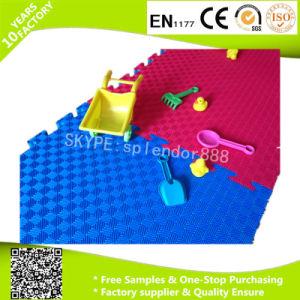 Cheap Washable Coloring Non-Toxic EVA Interlocking Foam Floor Mat pictures & photos