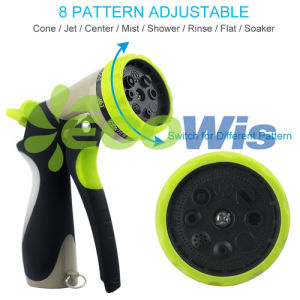Good Pistol Water Nozzles for Garden Irrigation pictures & photos
