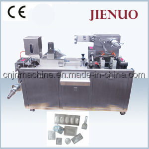 Jienuo Automatic Medicine Capsule Flat Blister Sealing Machine pictures & photos