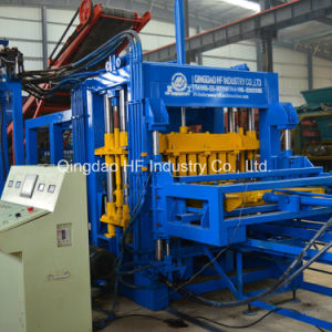 Manufacturer Customized Automatic Hydraulic Hollow Block Making machine Qt6-15 Block Gal Machine in Sri Lanka pictures & photos
