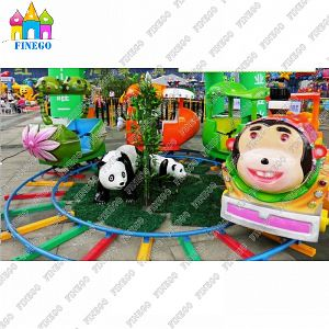 Electric Trackless Train Kids Mall Train for Sale pictures & photos