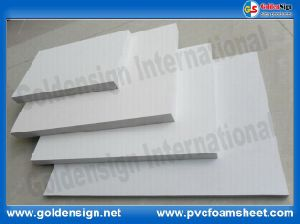 White PVC Foam Board /PVC Free Board/1220*2440*12mm pictures & photos